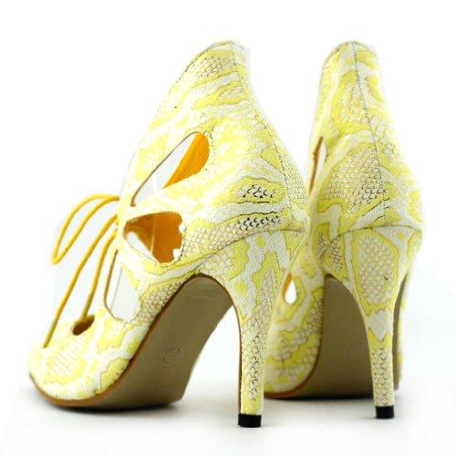 Show Story ,  Damen Ballett Gelb