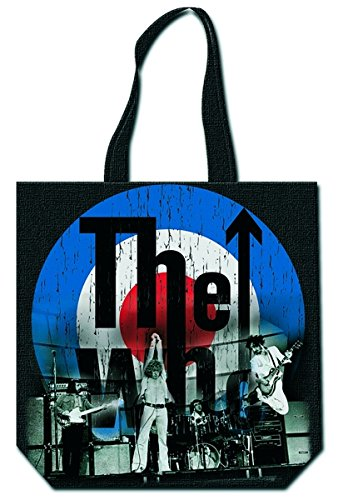 Fashion Tote (The Who Target Cotton Tote Bag)