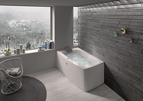 Vasca Da Bagno Angolare 160 90 : Original jacuzzi the essentials hydromassagewanne