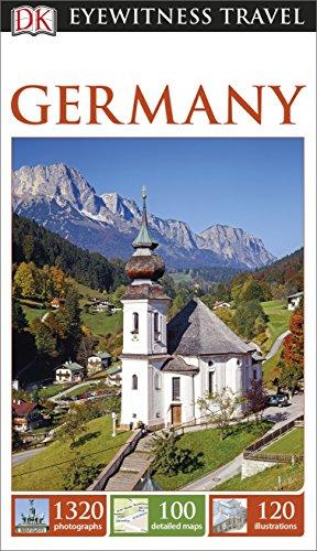 Germany Eyewitness Travel Guide (Eyewitness Travel Guides)