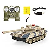 #10: Olly Polly Kids High Quality Imported Remote Control RC with Sound and Smoke Tank - Gift Toy