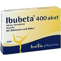 Ibubeta 400 akut 10 stk preisvergleich bei billige-tabletten.eu