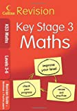 KS3 Maths L3–6: Revision Guide + Workbook + Practice Papers (Collins KS3 Revision)