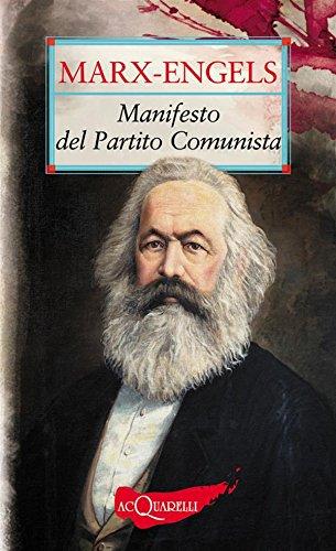 Manifesto del partito comunista (Acquarelli)