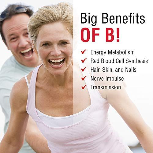 51svJIq2D9L - Solaray Vitamina B-12 2000 mcg | Sabor a cereza natural sin azúcar | Energía saludable y apoyo de los glóbulos rojos | 90 Lozenges