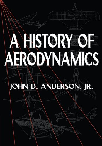 A History of Aerodynamics: And Its Impact on Flying Machines (Cambridge Aerospace Series, Band 8) Anderson Band