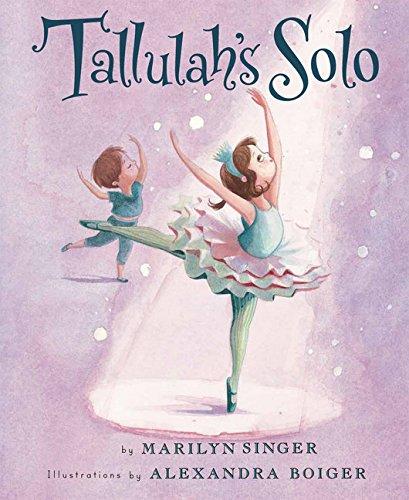 Tallulah's Solo - London Sole Ballerinas