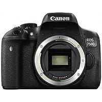 Canon - EOS 750D - Appareil Photo Numérique - Boîtier Nu - Réflex 24,2 MP