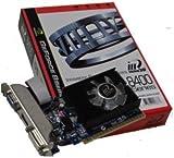 Inno3D NVIDIA GeForce Video-Card Profil Bas 8400Gs-1gb DDR3Carte Graphique Vidéo avec Ventilateur pour étui Fin