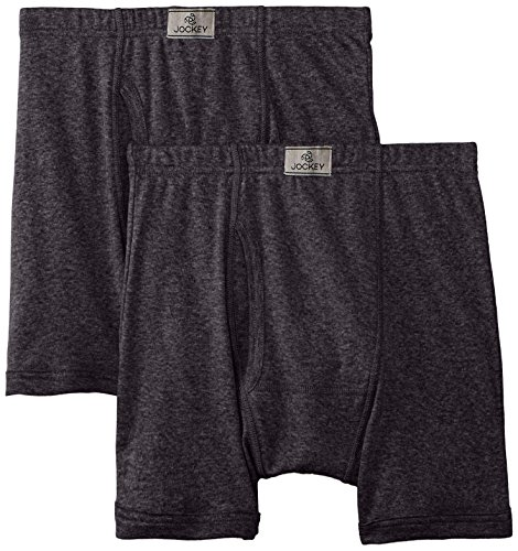 Jockey Men's Cotton Brief  (Pack of 2) 8901326034422 8008-0210-ASSTD Charcoal melS  available at amazon for Rs.350