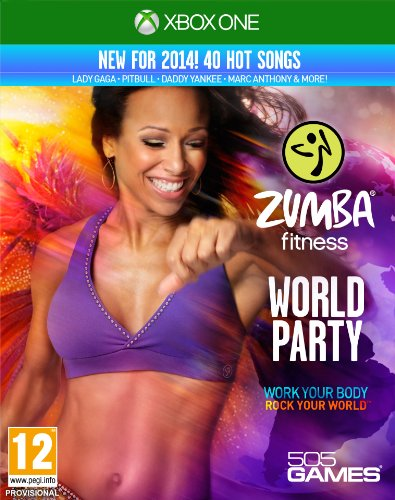 ZUMBA WORLD PARTY XONE UK (Für Zumba Kinect)