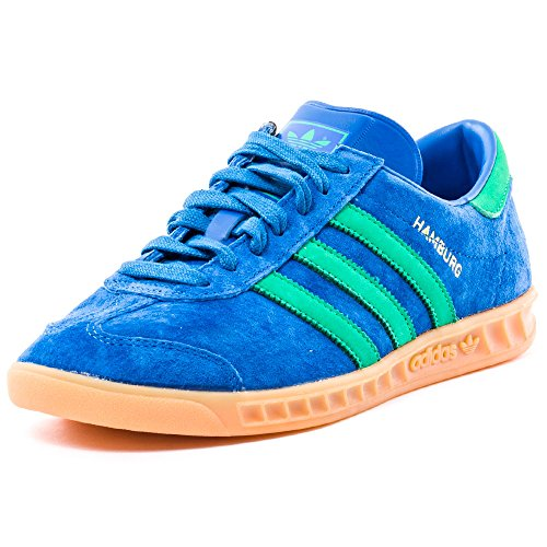 Adidas Hamburg Hommes Trainers Blau