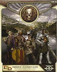 Murder in Baldur's Gate (Sundering adventure, 1) (D&d Adventure) by Ed Greenwood (2013-08-20)