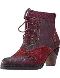 Laura VitaCoralie 06 - Stivali Chelsea Donna amazon-shoes marroni Inverno