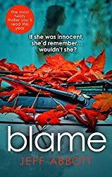 Blame: The addictive psychological thriller that grips you to the final twist