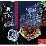 1PC Longming Home Crystal Glass Wine Red Bottle Wine Decanter Whiskey Liqour Pourer Home Bar Vodka Beer Bottle Jar Jug JR 1091