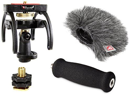 Rycote 046004-Set für Audio-Recorder Olympus LS-05/LS-10/LS/Wire LS/LS-14