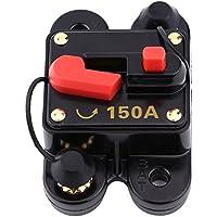 12V-24V 80-300A DC Auto Auto Marine Boat Bike Stereo Audio Leistungsschalter Reset Sicherung(150A )