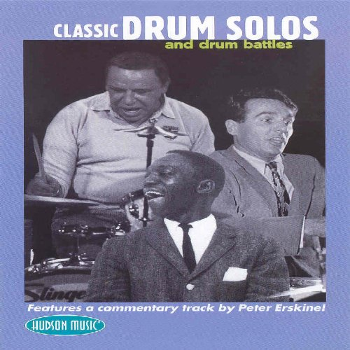 Preisvergleich Produktbild Classic Drum Solos And Drum Battles [2001] [UK Import]