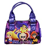 DC Super Hero Girls Move Sac Porté Main pour Shoppinf Mode Fashion Sac à l'épaule Petit