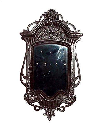 Decoratie Schlüsselkasten Schlüssel Box Mit Glastür Aufbewahrung antik Look Gußeisen H:ca.46cm