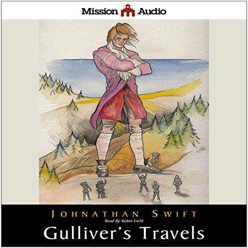 Gulliver's Travels (Adapted for Young Listeners)  Audiolibri