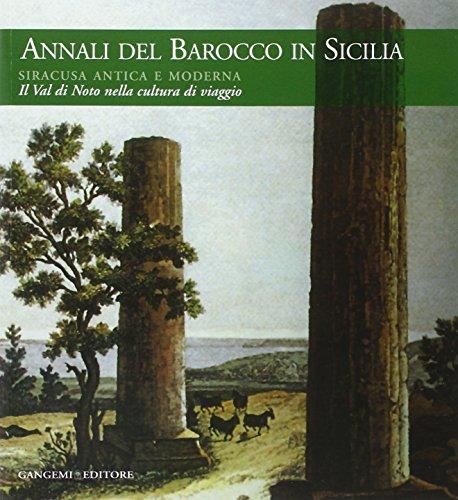 Annali del barocco in Sicilia