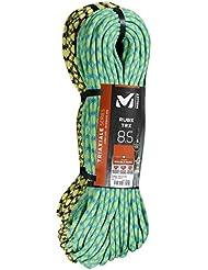 Millet MIX1662 Corde de Sport Mixte Adulte, Vert/Jaune A16