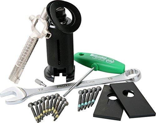 Schloss-Öffnungswerkzeug Glocke Set Select - Schlüsseldienst-Tür-Öffnungs-Werkzeug-Set - Original Multipick®