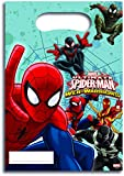 Ultimate Spiderman Web Warriors Party Tüten