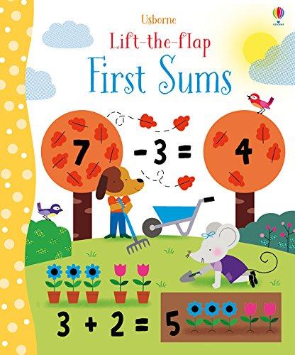 Lift-The-Flap Sums (Lift Speedy)