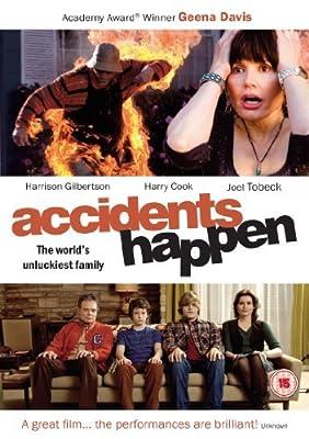 Accidents Happen [DVD] by Geena Davis
