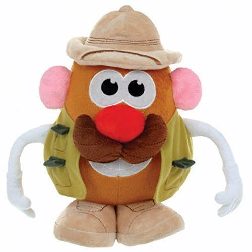 Mr Potato Head Dressed Up - Plush Toy Story Soft Toys LARGE (On Safari) by Pop Art Products