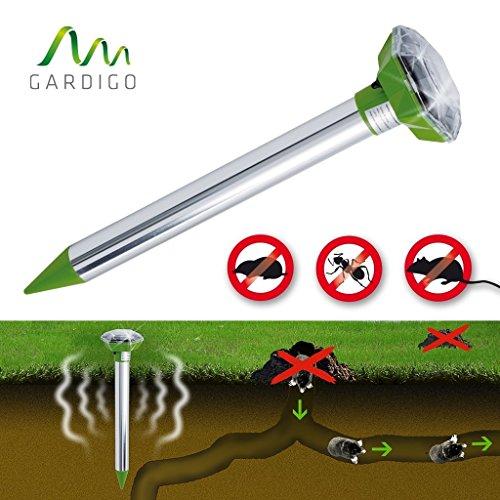 Gardigo-Solar-Maulwurf-Ameisen-Frei-Diamant-Vibration-Maulwurfschreck-Ameisenschreck-Maulwurfvertreiber-Whlmausschreck