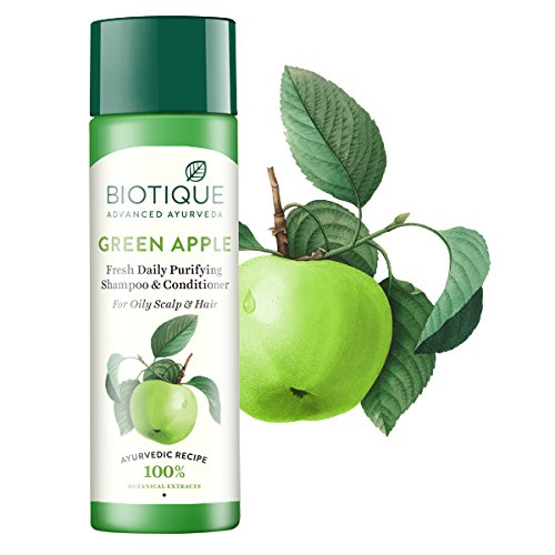 Zoom IMG-1 biotique green apple fresh daily