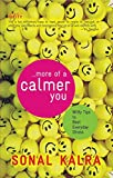 More of a Calmer You: Witty Tips to Beat Everyday Stress price comparison at Flipkart, Amazon, Crossword, Uread, Bookadda, Landmark, Homeshop18