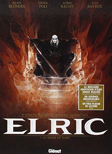 Elric - Tome 01: Le trne de rubis