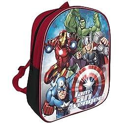 Mochila Vengadores Marvel 28cm