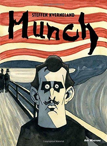 Munch: Art Masters Series por Steffen Kverneland