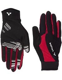 VAUDE Handschuhe Men's Dyce Gloves - Guantes de ciclismo para hombre, color negro, talla S