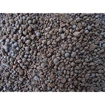 Gránulos de turba negra, 3,5-8,0 mm, 3 l
