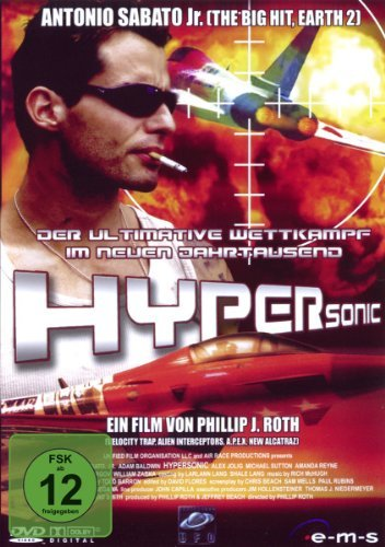 Hypersonic / Hyper Sonic - German Release (Language: German and English) by Antonio Sabato Jr.