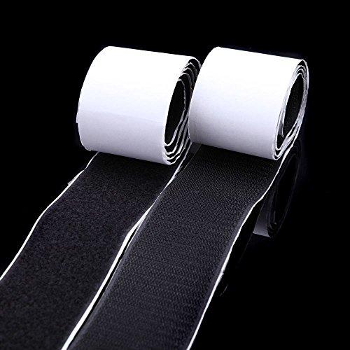 black-stick-on-tape-addhesive-hook-and-loop-tape-100mm-10cm-wide-and-1m-hook-1m-loop