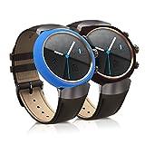kwmobile Étui de Protection pour ASUS Zenwatch 3 - Housse pour Bracelet de Sport en Silicone sans Le Tracker