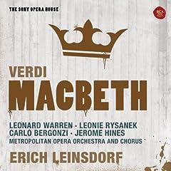 Macbeth (Highlights): Macbeth: Piet�, rispetto, amore