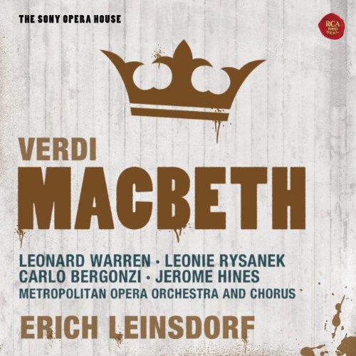 Macbeth (Highlights): Macbeth: Oh donna mia!