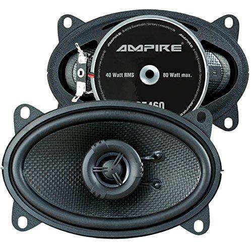 Ampire Lautsprecher 4x6 für VW Golf 1 (74-83) Koax Seiten Heckbereich