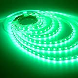 Ascension ® Set Of 2 Green Led Strip Light Of 5 Meter For Diwali Chritmas Festivals Decorations