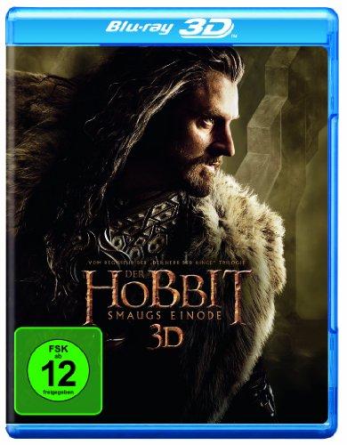 Bild von Der Hobbit: Smaugs Einöde [Blu-ray + Blu-ray 3D]
