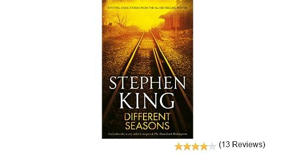 Different Seasons (English Edition) eBook  Stephen King  Amazon.fr  Amazon  Media EU S.à r.l. 9f08b2f47